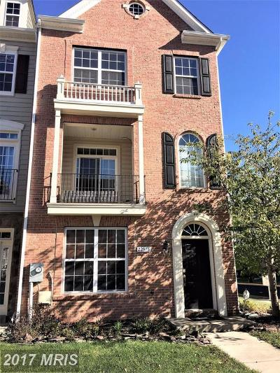 Ashburn Townhouse For Sale: 22978 Eversole Terrace