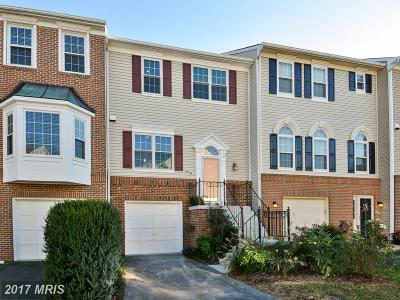 Ashburn Townhouse For Sale: 20178 Hardwood Terrace