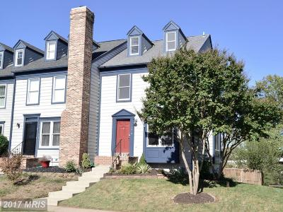 Ashburn Townhouse For Sale: 44028 Aberdeen Terrace