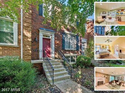 Sterling Townhouse For Sale: 20951 Sandstone Square