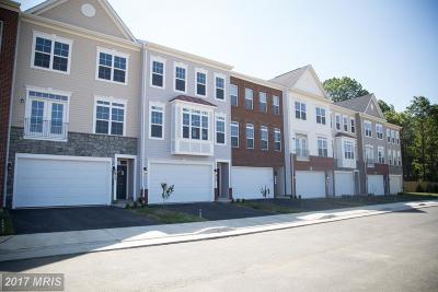 Purcellville Townhouse For Sale: 207 Apsley Terrace
