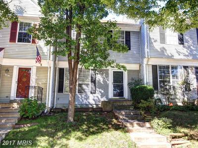 Leesburg Townhouse For Sale: 880 Smartts Lane NE