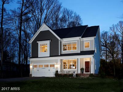 Purcellville Single Family Home For Sale: 16921 Purcellville Road