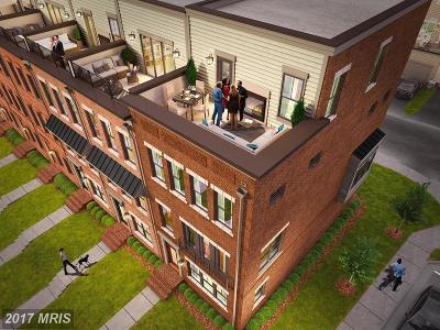 Brambleton Townhouse For Sale: 22947 Sullivan's Cove Square