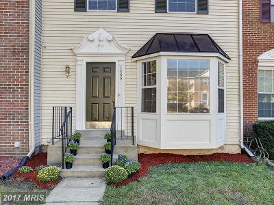 Leesburg Townhouse For Sale: 1003 Smartts Lane NE