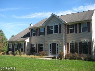 Lovettsville Single Family Home For Sale: 11558 Dutchmans Creek Road