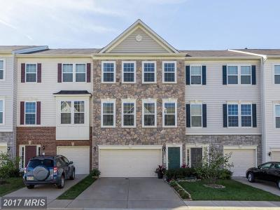 Chantilly Townhouse For Sale: 42254 Dean Chapel Square