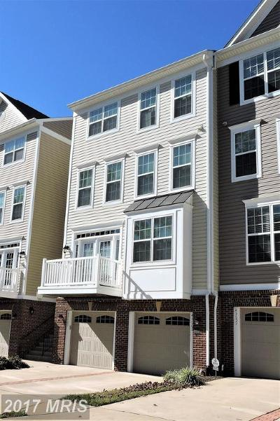 Sterling Townhouse For Sale: 45665 Winding Branch Terrace