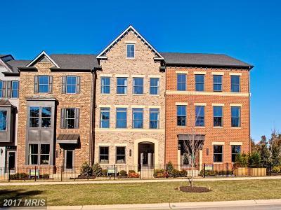 Ashburn Townhouse For Sale: 43376 Whitehead Terrace