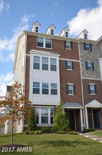 Chantilly Townhouse For Sale: 44096 Vaira Terrace