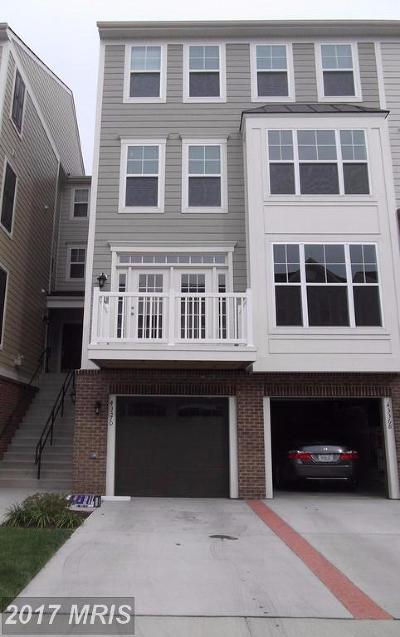 Chantilly Townhouse For Sale: 43370 Town Gate Square