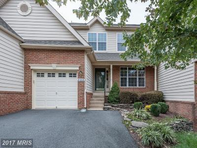 Ashburn Townhouse For Sale: 43264 Somerset Hills Terrace
