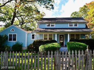 Purcellville Single Family Home For Sale: 461 Maple Avenue