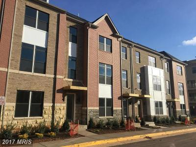 Ashburn Townhouse For Sale: 44743 Medway Terrace