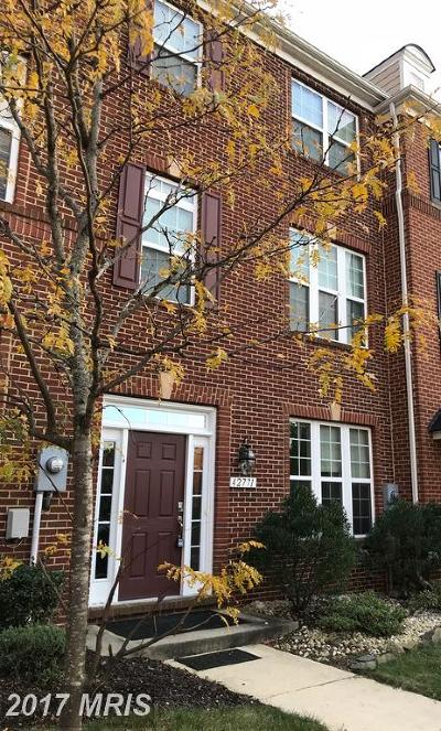 Ashburn Townhouse For Sale: 42771 Hay Road