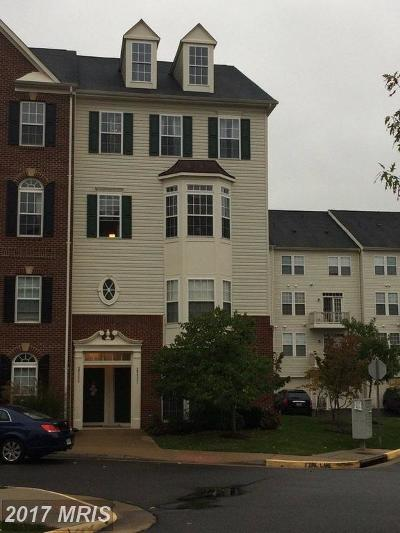 Aldie Townhouse For Sale: 25331 Curiosity Square