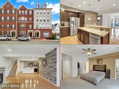 Aldie Townhouse For Sale: 41847 Inspiration Terrace