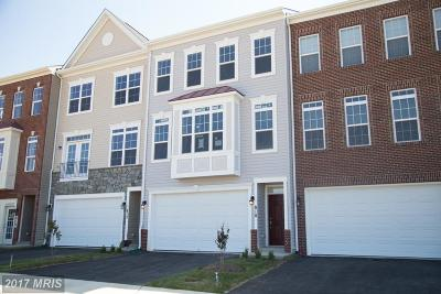 Purcellville Townhouse For Sale: 209 Apsley Terrace