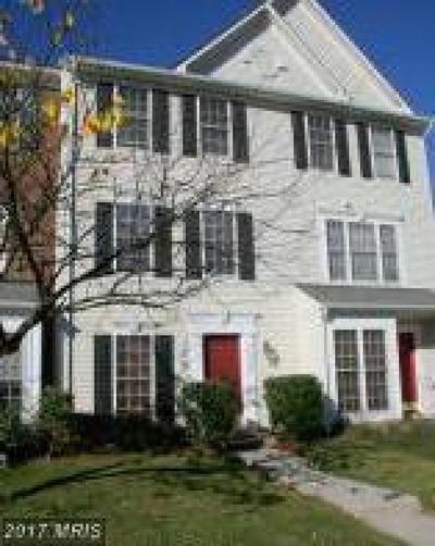 Chantilly Townhouse For Sale: 42804 Pilgrim Square