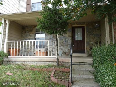 Ashburn Townhouse For Sale: 43906 Chloe Terrace