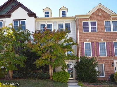 Leesburg Townhouse For Sale: 190 Flowering Dogwood Terrace SE