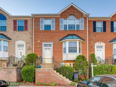 Sterling Townhouse For Sale: 46605 Silhouette Square