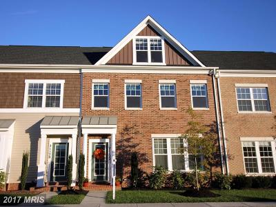 Ashburn Townhouse For Sale: 21122 Sugarview Drive