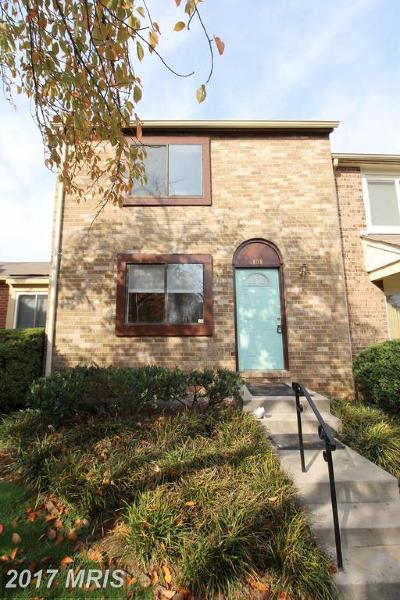 Sterling Townhouse For Sale: 108 Hatenback Court