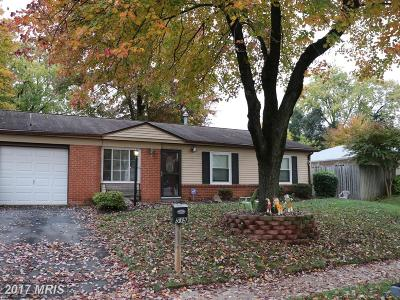 Sterling Single Family Home For Sale: 515 Maple Avenue