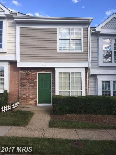 Sterling Townhouse For Sale: 310 Lancaster Square