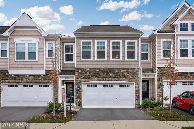 Ashburn Townhouse For Sale: 23552 Kingsdale Terrace