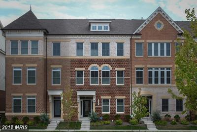 Ashburn Townhouse For Sale: 44701 Plympton Square