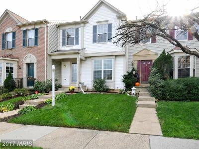 Ashburn Townhouse For Sale: 43319 Parlor Square