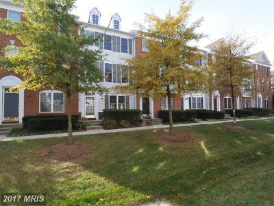 Chantilly Townhouse For Sale: 42770 Kearney Terrace