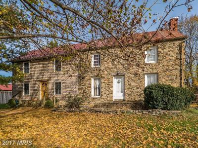Loudoun Single Family Home For Sale: 19960 Foggy Bottom Road