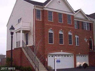 Purcellville Townhouse For Sale: 140 Misty Pond Terrace