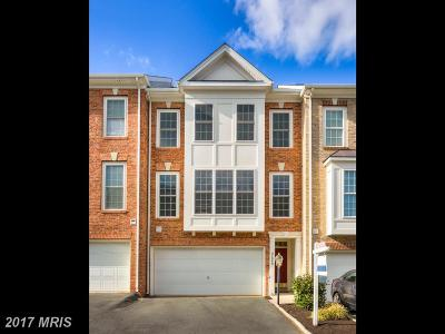 Ashburn Townhouse For Sale: 21840 Ladyslipper Square