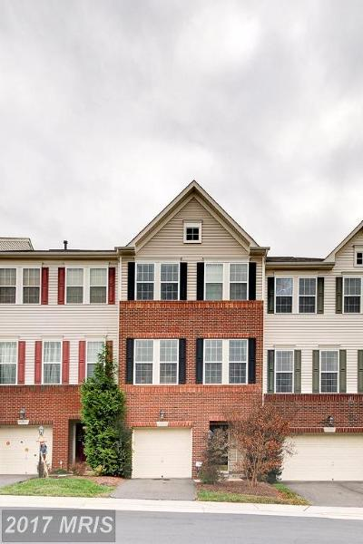 Broadlands Townhouse For Sale: 22622 Parkland Farms Terrace
