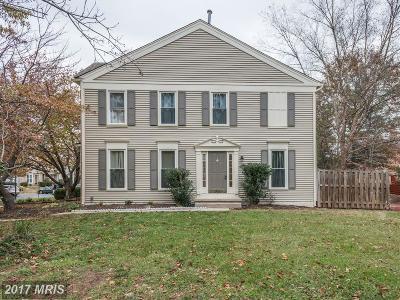 Ashburn Townhouse For Sale: 43884 Laburnum Square