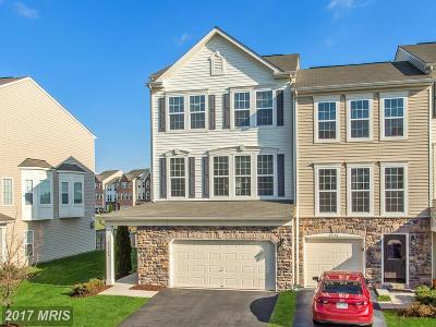 Aldie Townhouse For Sale: 25148 Sweet Myrtle Square