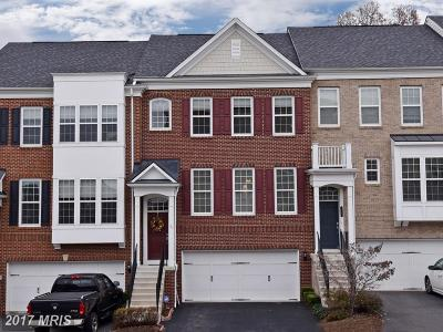 Ashburn Townhouse For Sale: 42754 Keiller Terrace