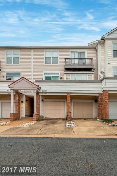 Ashburn VA Townhouse For Sale: $329,000