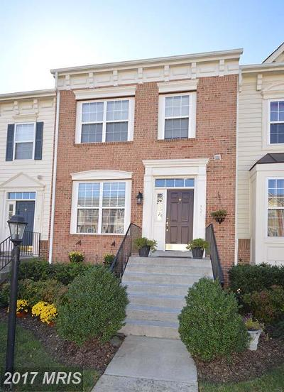 Leesburg Townhouse For Sale: 521 Legrace Terrace NE