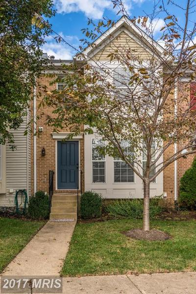 Leesburg Townhouse For Sale: 124 Hampshire Square SW