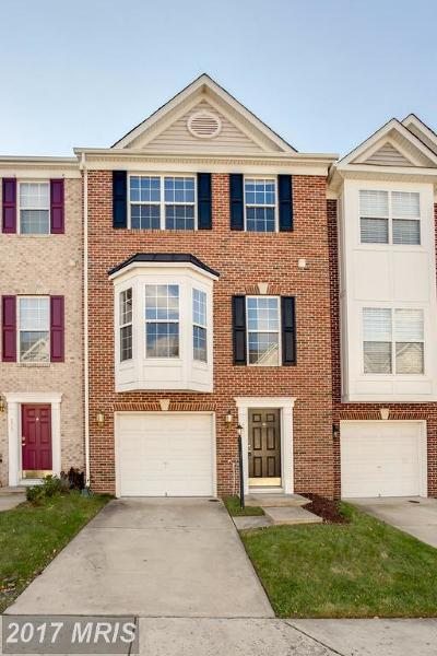 Loudoun Townhouse For Sale: 203 Hawks View Square SE