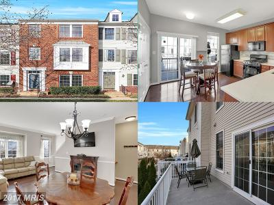 Chantilly Townhouse For Sale: 42796 Smallwood Terrace
