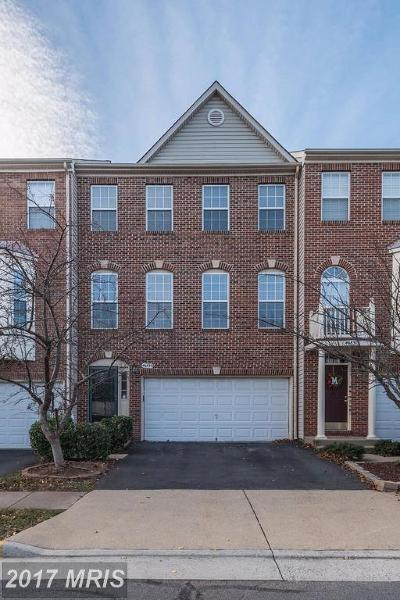 Sterling Townhouse For Sale: 46833 Vermont Maple Terrace