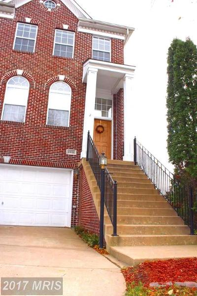 Leesburg Townhouse For Sale: 43136 Shadow Terrace