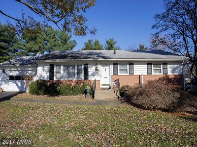 Leesburg Single Family Home For Sale: 203 Belmont Drive SW