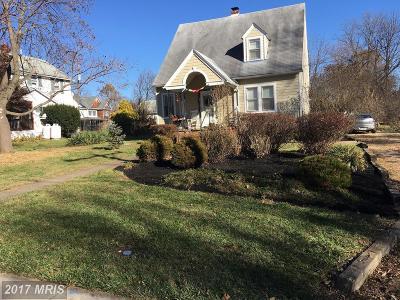 Loudoun Single Family Home For Sale: 17 Locust Street